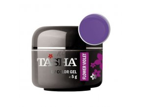 Uv gel barevný Tasha Flower Violet 5g - Black Line