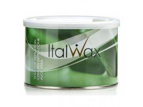 italwax vosk v plechovke aloe 400 ml