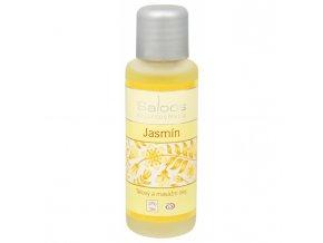 Saloos Bio tělový a masážní olej Jasmín 50 ml
