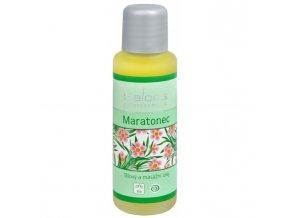 Saloos Bio tělový a masážní olej Maratonec 50 ml