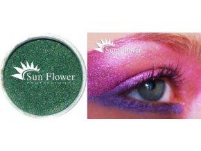 Barevný pigment Smaragdová hlubina