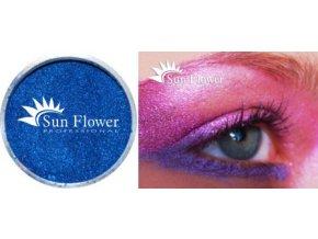 Barevný pigment Safírová záře