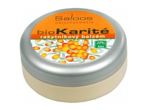 Saloos Bio Karité Rakytníkový balzám 50 ml