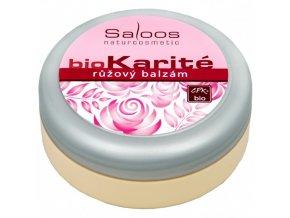 Saloos Bio Karité balzám Růžový 50 ml