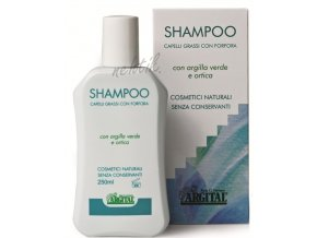 Šampon s kopřivou na mastné vlasy, Argital