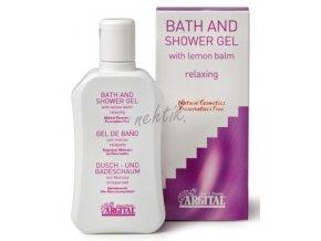 Sprchový gel s meduňkou, Argital