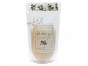 Sůl z Mrtvého moře s Tea tree, 400g