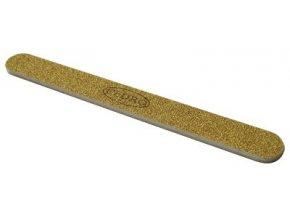 Pilník na nehty 100/100 zlatý rovný Cedro