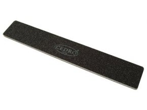 Pilník na nehty jumbo černý 80/80