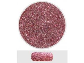Glitterový akryl pudr 5 ml č.4 - vínový Cedro