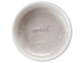 Perlový top gel stříbrný French 15ml Cedro