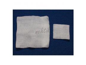 Komprese-netkaná textilie 10x10cm,100ks