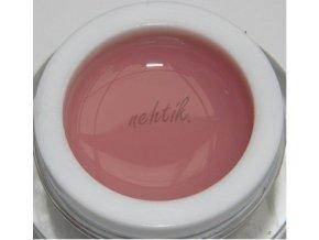 Soak off UV gel - přírodní podkladový krycí, č.801, 10ml