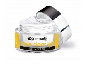 Podkladový UV gel Enii průhledný 10 ml
