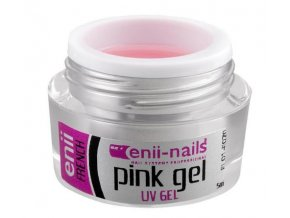 UV gel French růžový 5 ml Enii