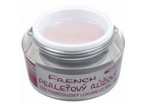 UV gel French perleťový růžový 40 ml Enii výprodej