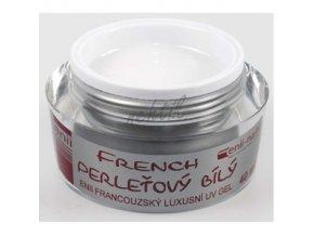 UV gel French perleťový bílý 40 ml Enii výprodej