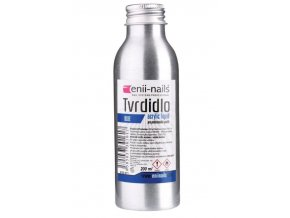 Enii-nails Tvrdidlo modré 200ml