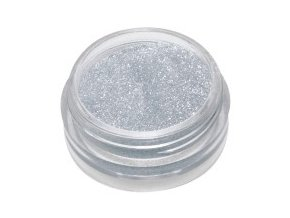 Glitrový akryl - Silver Shimmer 5ml Enii-nails