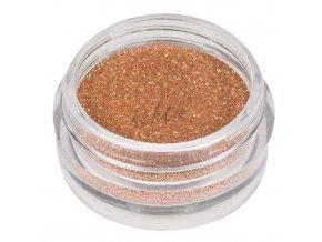 Glitrový akryl - Měděnozlatý 5ml Enii-nails