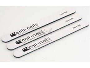 Sada pilníků na nehty 150/150 ZEBRA Enii nails