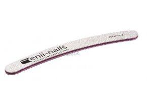 Pilník na nehty 100/100 šedý banán Enii nails