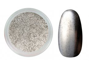 Enii nails Mirror effect - silver