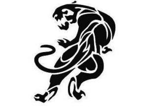 Šablona na tetování Tygr