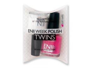 Enii-nails Sada enii week polish twins T1