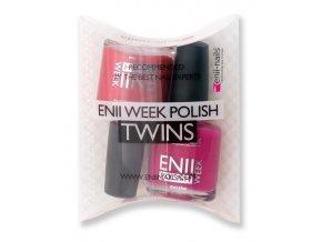Enii-nails Sada enii week polish twins T5