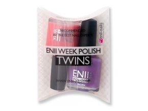 Enii-nails Sada enii week polish twins T10