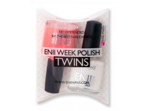Enii-nails Sada enii week polish twins T11
