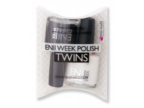 Enii-nails Sada enii week polish twins T16