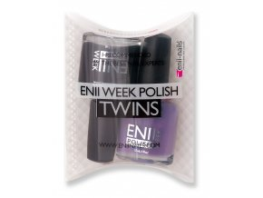 Enii-nails Sada enii week polish twins T21