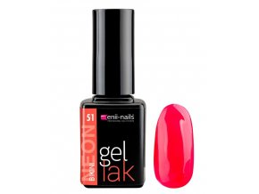 enii nails gel lak 11 ml 51 bikini neon
