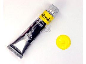 Akrylová barva Polycolor - Žlutá