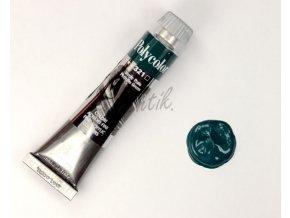 Akrylová barva Polycolor - Chrom oxid zelená