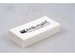 Blok bílý malý 100/100 Enii-nails