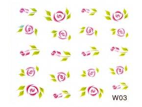Vodolepky - W03