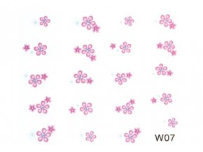 Vodolepky - W07