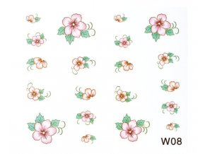 Vodolepky - W08