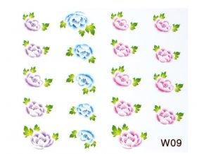 Vodolepky - W09