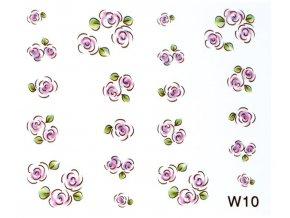 Vodolepky - W10