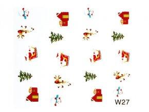 Vodolepky - W27