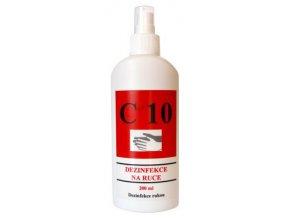 Dezinfekce na ruce C10 200ml sprej
