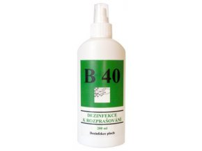 Dezinfekce na nástroje B40 200ml sprej