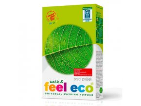 Feel Eco univerzální prací prášek 600g
