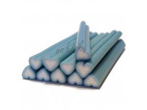FIMO FI40 srdíčko modré