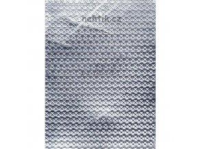 Fólie lepící stříbrná se vzorem -  F1