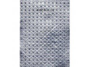 Fólie lepící stříbrná se vzorem -  F3